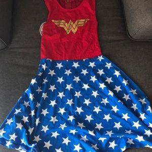 Wonder Woman dress 🎃